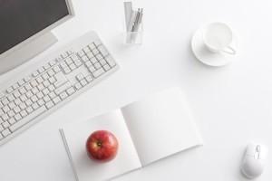 Apple by keyboard