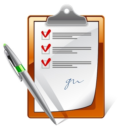 Property Management: 5 Move-in Checklist (Yes- Five)
