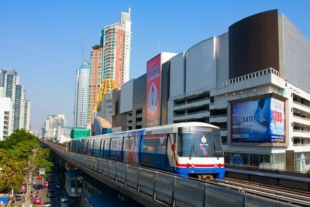 mass transit train