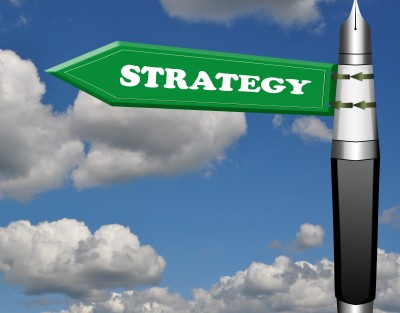 Strategy with pen