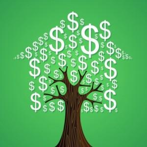 Real Estate Money Tree