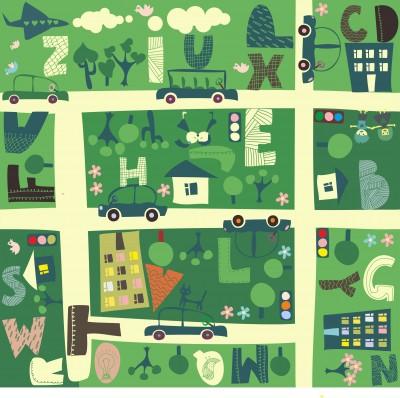 big easy street map