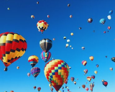 chasing appreciation, zero inflation, hot air balloons